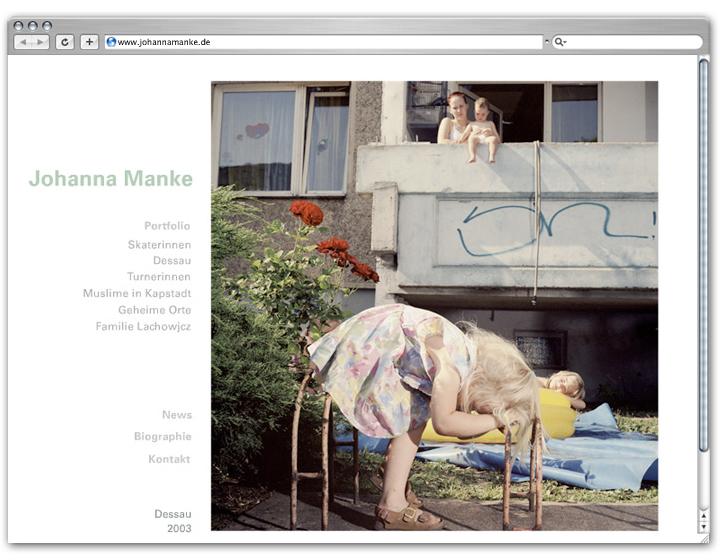 Johanna Website 2