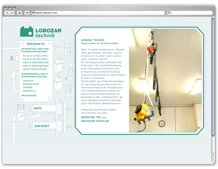 Lobozar Website 2
