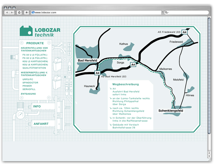Lobozar Website 3