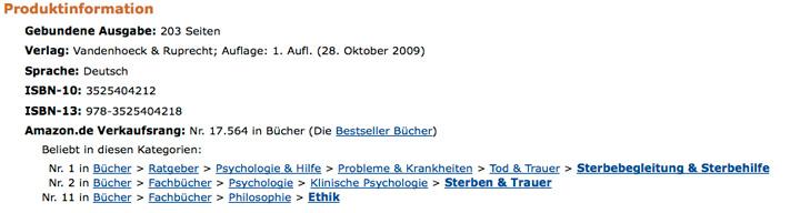 bücher philosophie bestseller