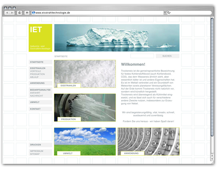 Eis Website 1