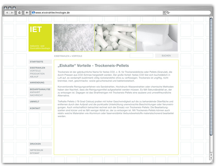 Eis Website 2