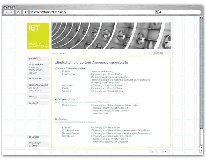 Eis Website 3
